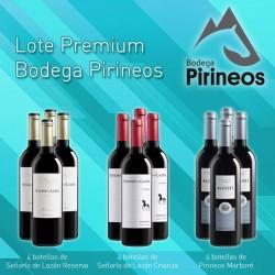 Lote Premium Bodega Pirineos