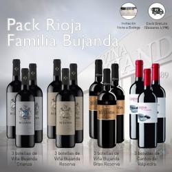 Pack Riojas Recomendados