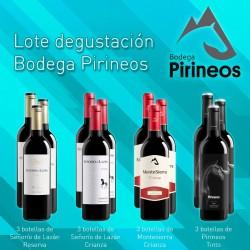 Lote Degustación Bodega Pirineos