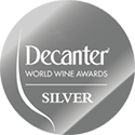 Medalla de Plata Decanter