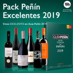Pack Peñín Excelentes 2019