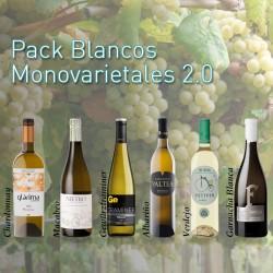 Pack Blancos Monovarietales 2.0