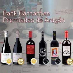 Pack Garnachas Premiadas de Aragón