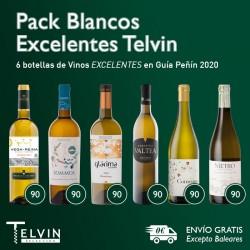 Pack Blancos Excelentes Telvin