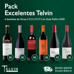 Pack Excelentes Telvin