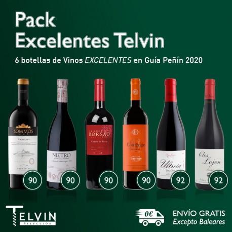 Pack Excelentes Telvin