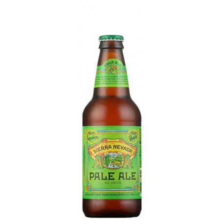 Pack 24 Sierra Nevada Pale Ale