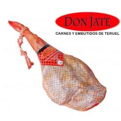 Jamón de Teruel Gran Reserva Don Jate [6,5 -7 Kgs]
